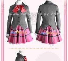 Seitokai no Ichizon Cosplay School Girl Uniform Ken Sugisaki Costume H008