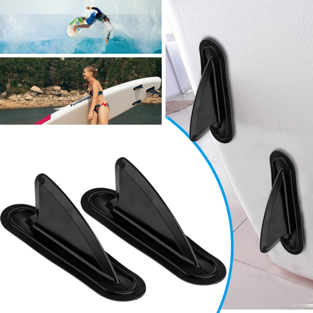 Mini Kayak Skeg Tracking Fin Integral Fin For Canoe Inflatable Boat Water Sports Accessories Surfboard Paddleboard Surf Fins