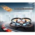 X8C 2.4 Ghz 4-Axis Gyro RC Quadcopter Drone UAV Helicóptero de Control Remoto RC Quadcopter RTF UFO Gran Angular
