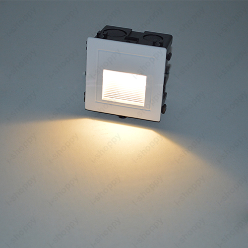 Lighting Basement Washroom Stairs: 3W LED Outdoor Wall Sconces Waterproof Light Fixture Stair
