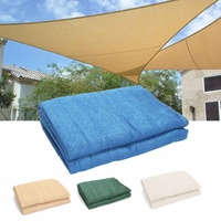 Sun Shelter Triangle Sunshade Protection Outdoor Canopy Garden Patio Pool Shade Sail Awning Camping Shade Cloth 3.6x3.6x3.6m