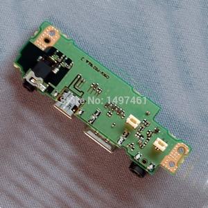 Image 2 - משמש USB ממשק שקע לוח חלקי תיקון עבור Canon EOS 60D DS126281 SLR