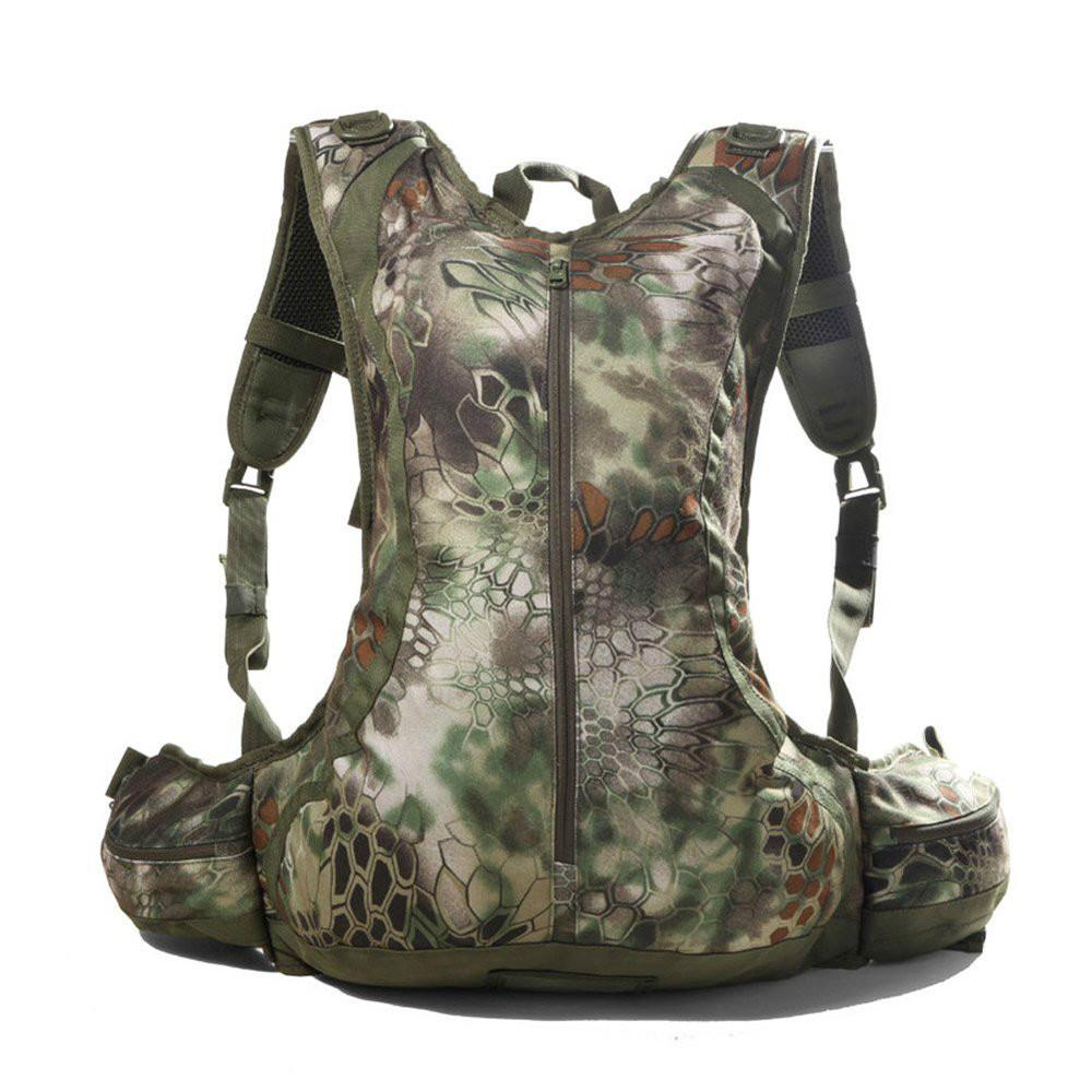 Reebow-Gear-20L-Military-Tactical-Molle-Assault-Combat-Rucksack-Waterproof-Lightweight-Camping-Bladder-Backpack
