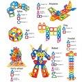 158pcs/lot Mini Magnetic Construction Models Building Blocks Toys DIY 3D Magnetic Designer Learning Educational Bricks Kids Gift