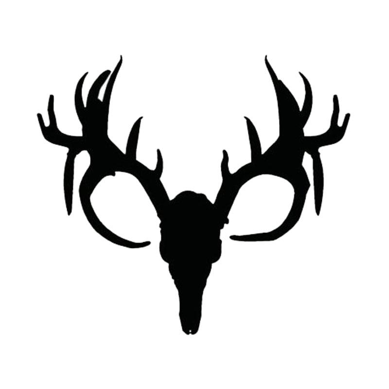 buy deer skull vinyl and get free shipping on aliexpress com rh aliexpress com
