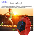 New Fashion Bluetooth Heart Rate Monitoring Smart Watches Call To Remind The Life Of Water Meter Step Movement Smart Watches