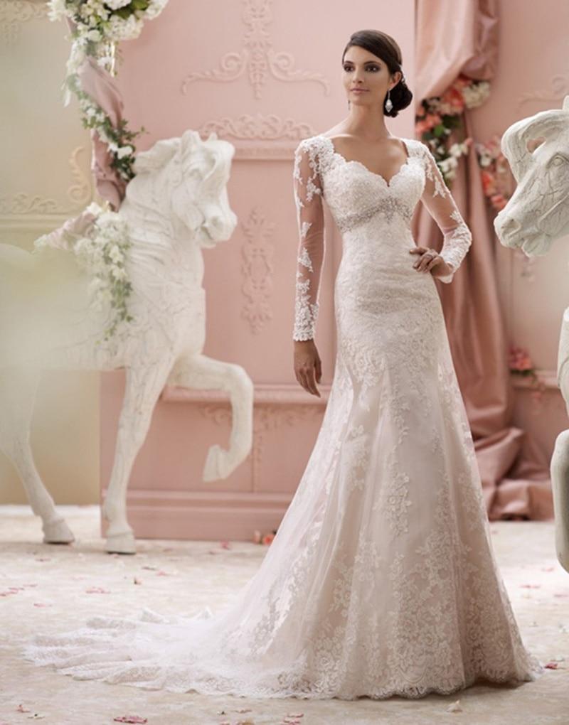 aliexpresscom buy fashionable vintage wedding dress 2015 designer beaded sweetheart bridal cheap long white lace wedding dresses vestido de noiva from