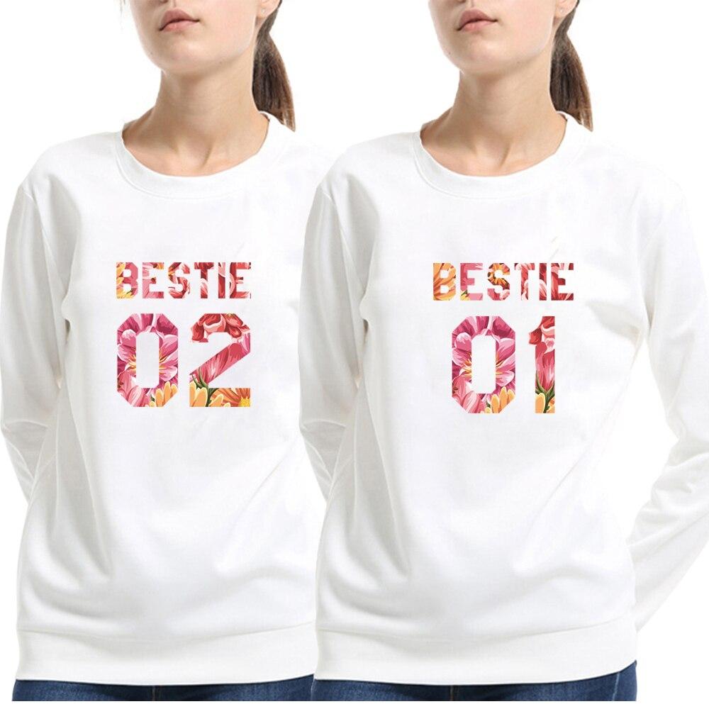Friends Titles Sweat-Shirt Femme