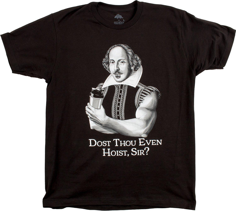 Funny Gym Shirts For Men