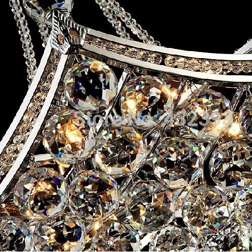 Aliexpress.com: kaufen sie moderne luxus k9 led kristall ...