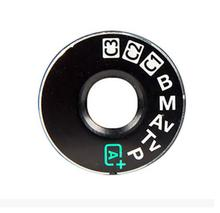 NEW Function Dial Model Button Label for Canon EOS 5D Mark III / 5D3 5DIII Top Function Digital Camera Repair Part