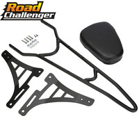 For Harley 883 1200 48 SPORTSTER XL883 XL1200 2004 2014 2015 2016 Up Motorcycle Parts Passenger Luggage Rack Backrest Sissy Bar