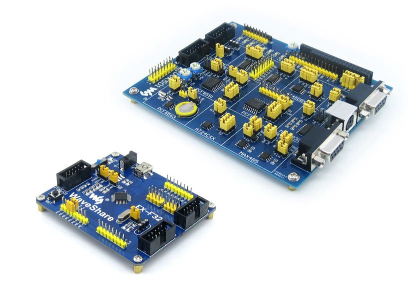 Parts C8051F Series C8051F320 8051 Evaluation Development Board Kit + DVK501 System Tools =EX-F320 Premium Free Shipping module xilinx xc3s500e spartan 3e fpga development evaluation board lcd1602 lcd12864 12 module open3s500e package b