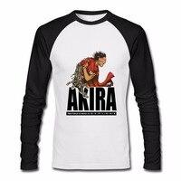 Japan fight, Kaneda, Anime akira Mens long sleeve t shirt, Cartoon, Classic Japanimation samurai 100% Cotton Graphics Shirts