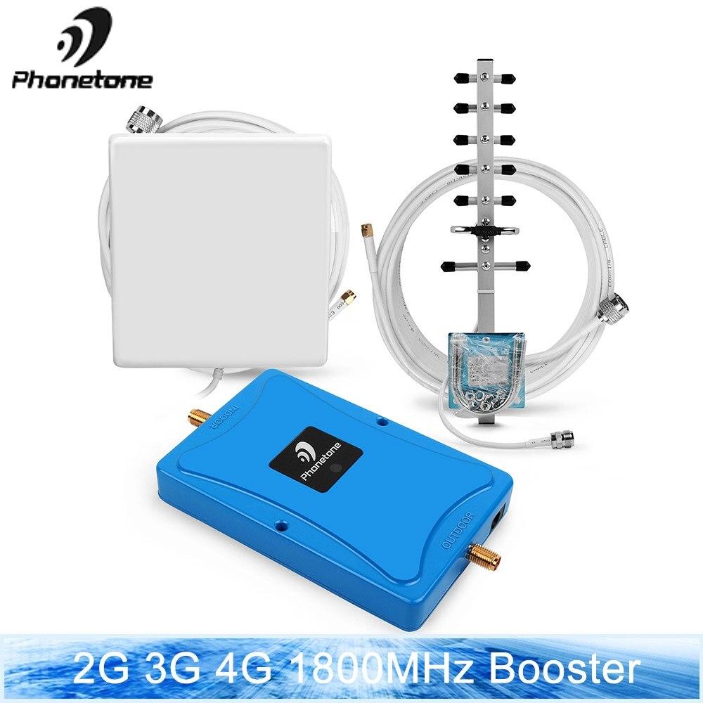 Spécialement pour la russie DCS 2g 1800 mhz Tele2 4G répéteur amplificateur 2g Tele2 3g 4g signal cellulaire booster signal répéteur amplificateur