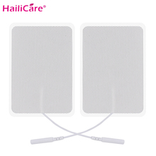 9X5cm 2mm Health Care Self Adhesive Replacement Tens Electro