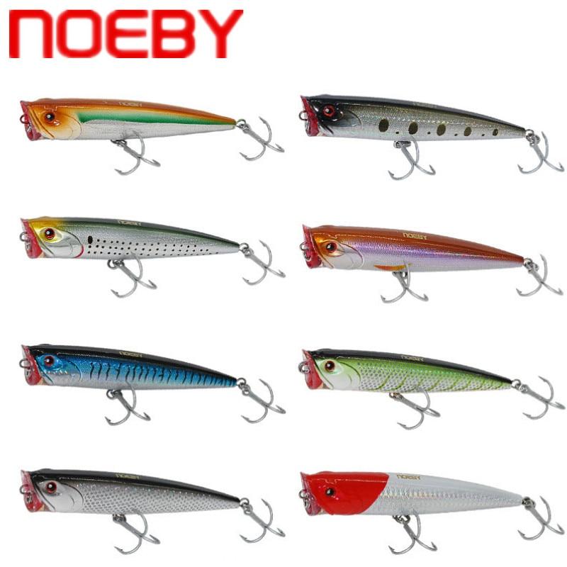 NOEBY NBL9069 Popper horgászat a horgászathoz 140mm 40g Felső víz - Halászat - Fénykép 1
