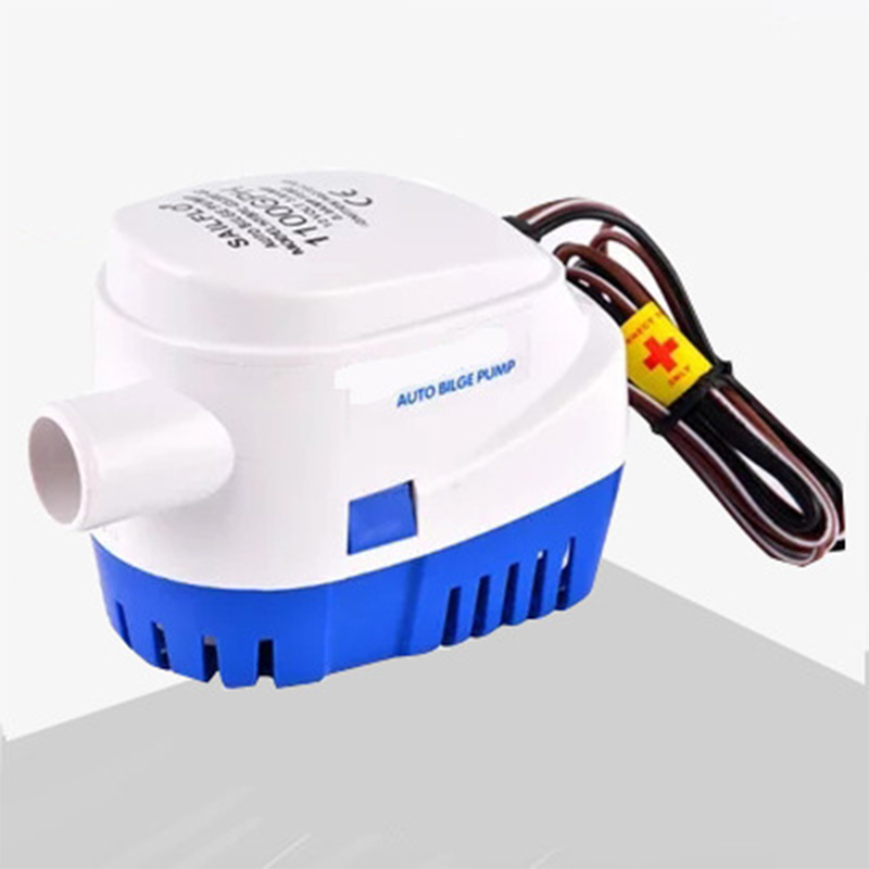 Automatic Bilge Water Pump 12V 750GPH/1100GPH For Submersible Auto Pump With Float Switch Sea Boat Marine Bait Tank Fish все цены