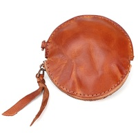 Women Coin Wallet Key Soft Holder Zip Leather Pouch Bag Purse Card Gift New Black Mini Coin Holders bread Coin Purses