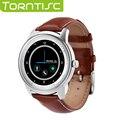 Torntisc Smart Watch LEM1 Bluetooth 4.0 Разрешение 360*360 Памяти 128 МБ + 32 МБ Наручные Часы для Android 4.3 IOS 7 или выше Телефонов