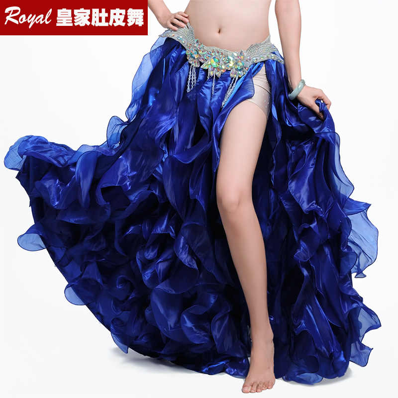 Hot Sale New design high quality top grade bellydancing skirt belly dance skirts wrap skirt for belly dance or performance -6027