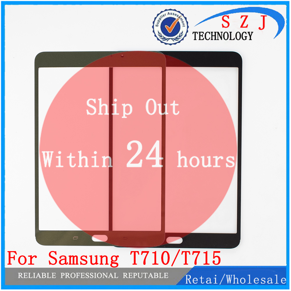 New 8 Inch For Samsung Galaxy Tab S2 8.0 2015 T710 T715 Front Glass 8.0