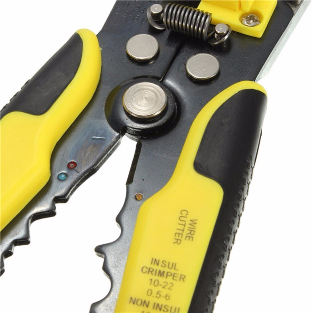Professional Automatic Electric Cable Wire Stripper Wire Striper ...