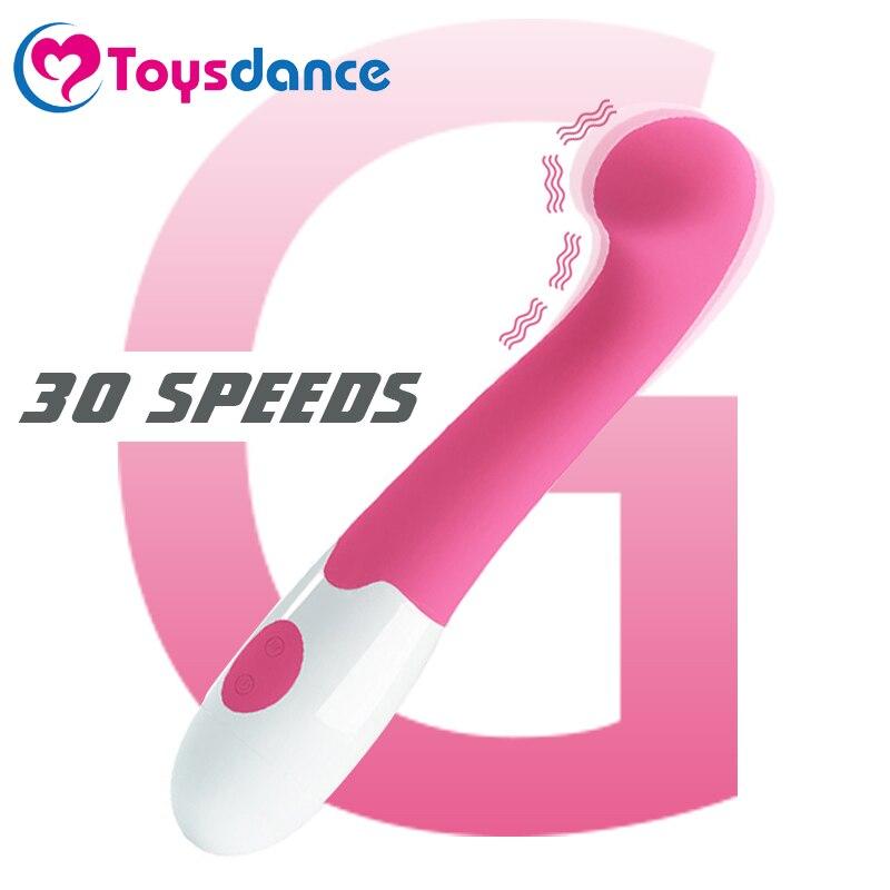 Silicone Dildo Vibrador Para Mulheres Adultas Sex Toys 30 Vibrações de Velocidade G-spot Penis Gancho Anal Orgasmo Feminino Varinha vibração Presente Para Ela