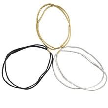 Women Glitter Elastic Headband