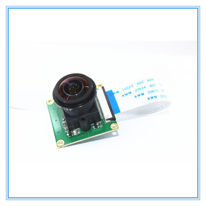 Image 4 - ラズベリーパイカメラモジュール OV5647 5MP 175 度広角魚眼レンズラズベリーパイ 3/2 モデル B カメラモジュール