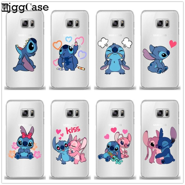 coque galaxy s6 stitch