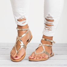 Women Sandals 2019 Fashion Bandage Gladiator Sandal