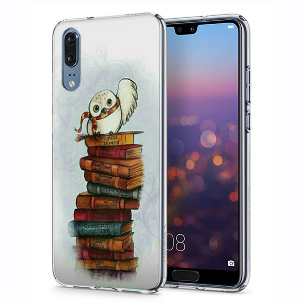 Always Harry Potter Phone Case Soft TPU Silicone Phone Case For Huawei P Smart P20 P20lite P10 P8 P9 Lite 2017
