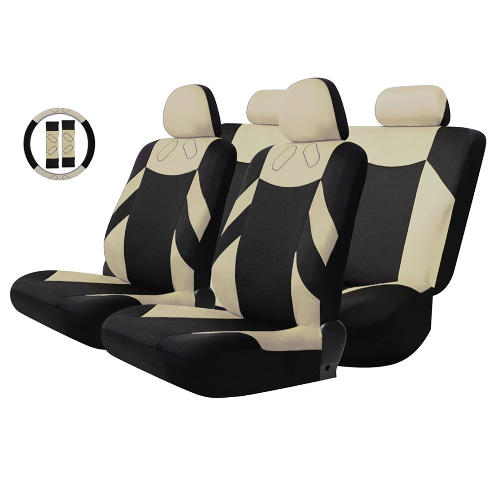High Quality Universal 13PCS Car Seat Cover Front Seat