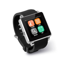 1,54 zoll MTK6260 Bluetooth Smart Watch Phone Sport Smartwatch mit SIM CAM Tragbares Gerät