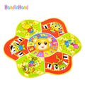 Baby Play Mat Russian Language Carpet For Baby Toys Cute Animals Musical Mat For Kids 0-12 Months