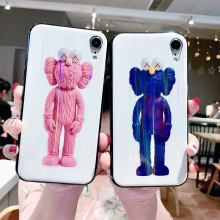 iphone accessories Sesame Street case luxury cute IMD Aurora squishy luminous for iphone 7 plus phone case iphone 8 plus case elephant design luminous iphone case