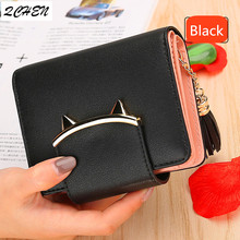 Women Wallets short Fashion Brand Leather Purse Ladies Card Bag walet Women Clutch Women Female Purse Money Clip Wallets 316