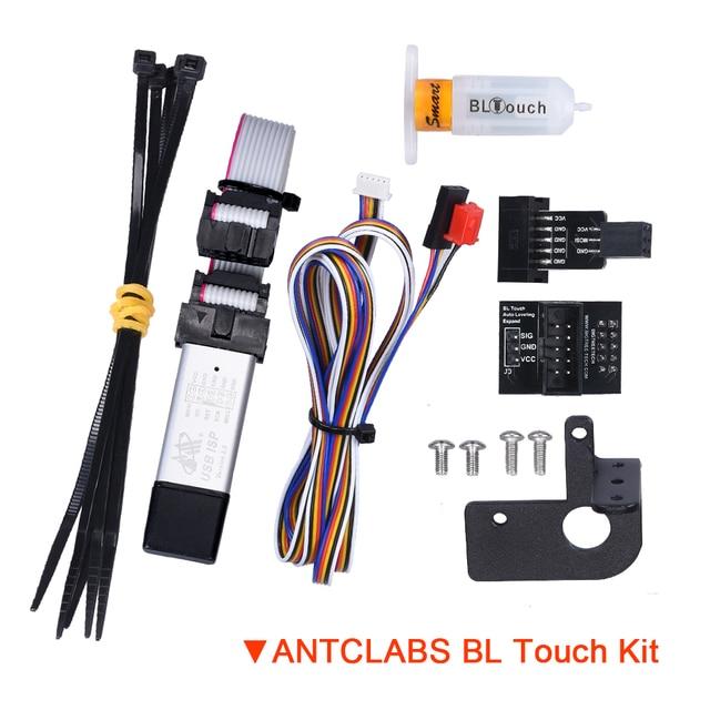 Cama de Auto Nivelamento Sensor ANTCLABS BL Touch V3 0 Kit Placa Adaptadora  3D Peças Da Impressora para Ender 3 CR 10 SKR V1 3 atualização Kossel PRO