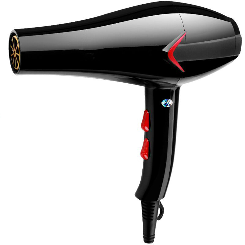 Hair Dryers high-power dryer salon household cold, hot, cold and quiet air duct NEW ldxh6 6615 hair salon special hair dryer cold hot air quiet and blower household high power constant temperature hair dryer