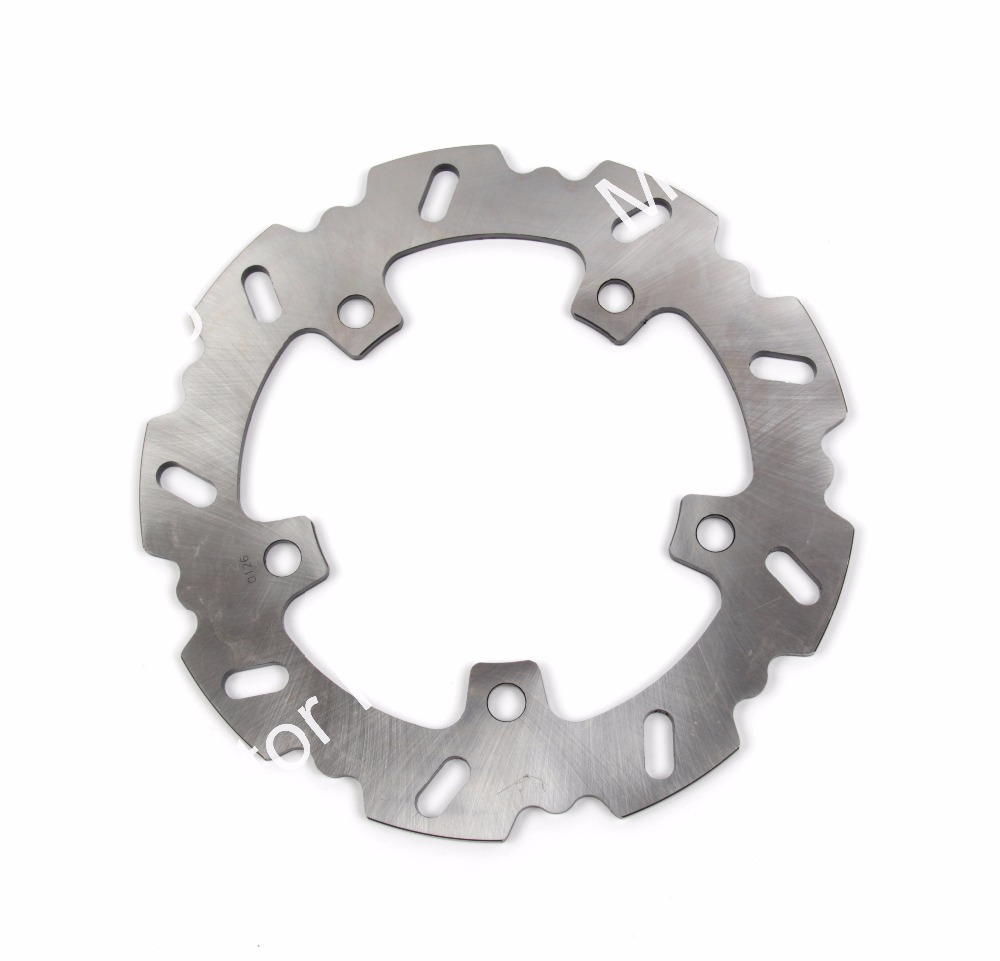 For Suzuki AN Burgman 400 2001 2002 Rear Brake Disc Rotor Disk Motorcycle Accessories CNC Aluminum AN400 Burgman400 Burgman200 wotefusi rear brake disc rotor for fjs 400 600 silverwing sw t 400 a9 scooter c abs [mt104]