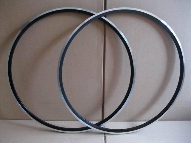 Kinlin XR и-200 сплава велосипед оправы 700c 20/24 отверстий для выбрать Ниобиевый сплав черный aluinum анодирования