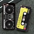 New Design for iPhone 7 cases for iPhone 7 plus case Retro Phone Cases Keyboard Cassette Radio Silicone Soft Cases Back Covers