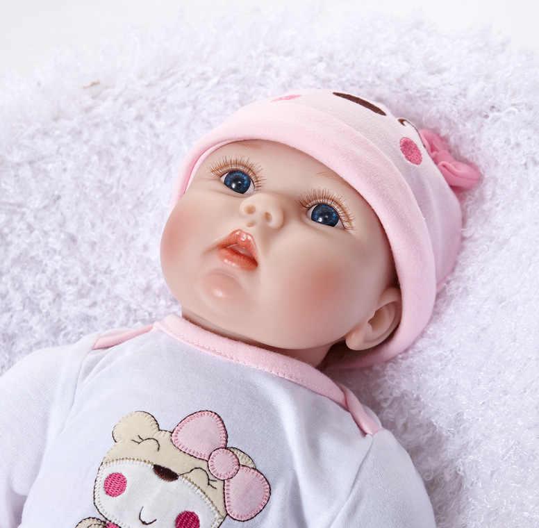 Реалистичная кукла-реборн для девочек-принцесс, 22 дюйма, Реалистичная силиконовая кукла с реальным прикосновением для новорожденных, игрушки с одеждой для детей, подарок на день рождения, Рождество