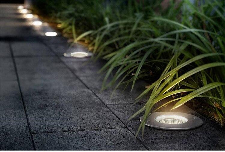Lâmpadas subterrâneas