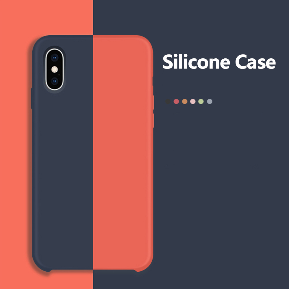 Case For Oneplus 6T Case Cover Silicone Original Soft Phone Cover For Oneplus 6 Case Coque For Oneplus 6 6T 5T Case Funda Cover