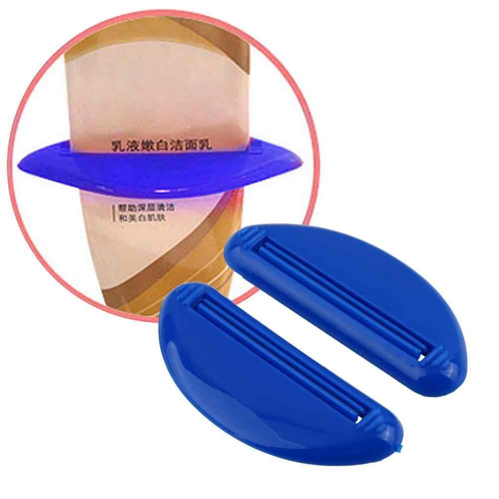 2 sztuk pasta do zębów pasta do zębów wycisnąć pasty do zębów rury kosmetyki do czyszczenia wyciskacz zaciski dozownik pasty do zębów pasta do zębów klip