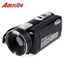 "Original Amkov AMK-DV161 24MP HD Digital DV Video Camera 2.7"" TFT Support SD Card DV Video Camera Professional Photo Camera"