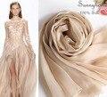 Новорожденный фотографии реквизит 100% pure шелковый шарф летний стиль Обнаженная лиловый цвет люксовый бренд магия шелковые шарфы макси хиджабы