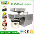 Free shipping small size home use oil expeller machine for sale